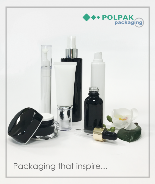 cosmetic packaging, airless, tubes, jars, packaging, atomizers